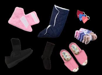 Kit chaussures intérieures & extérieures pour femmes diabétiques (collection confort)