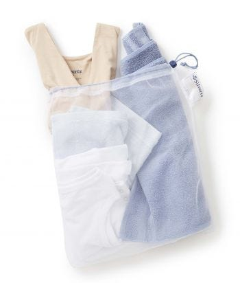 Sac à linge polyester durable en maille