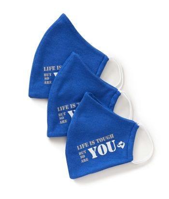 Masques de protection en paquet de 3 pour homme et femme