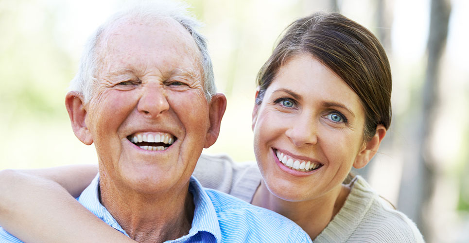 Support groups for caregivers of elderly parents