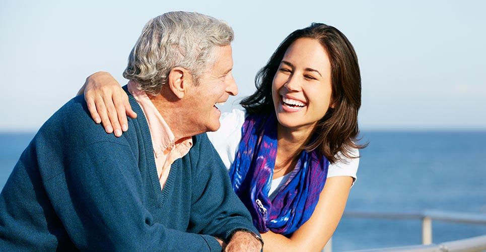 Caregiver stress syndrome