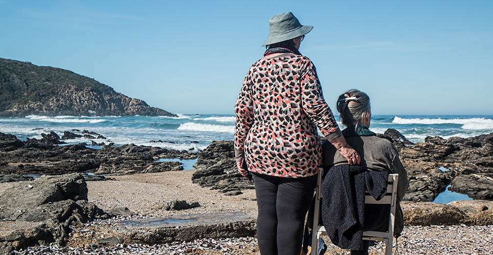 Shifting your Caregiving Perspective