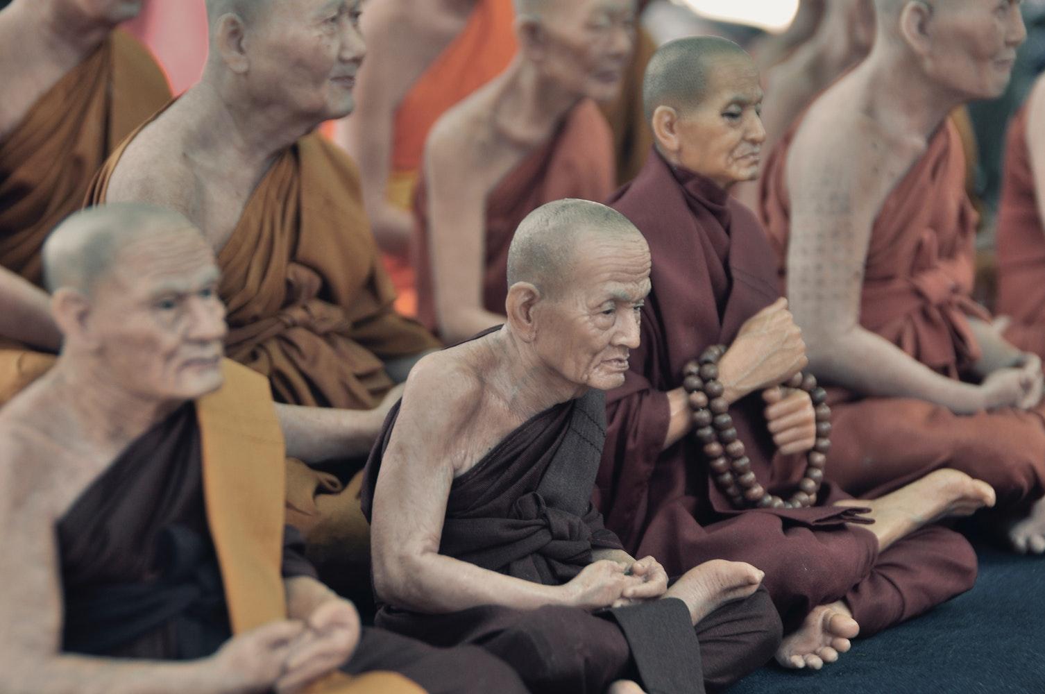 meditation and mindfulness for seniors