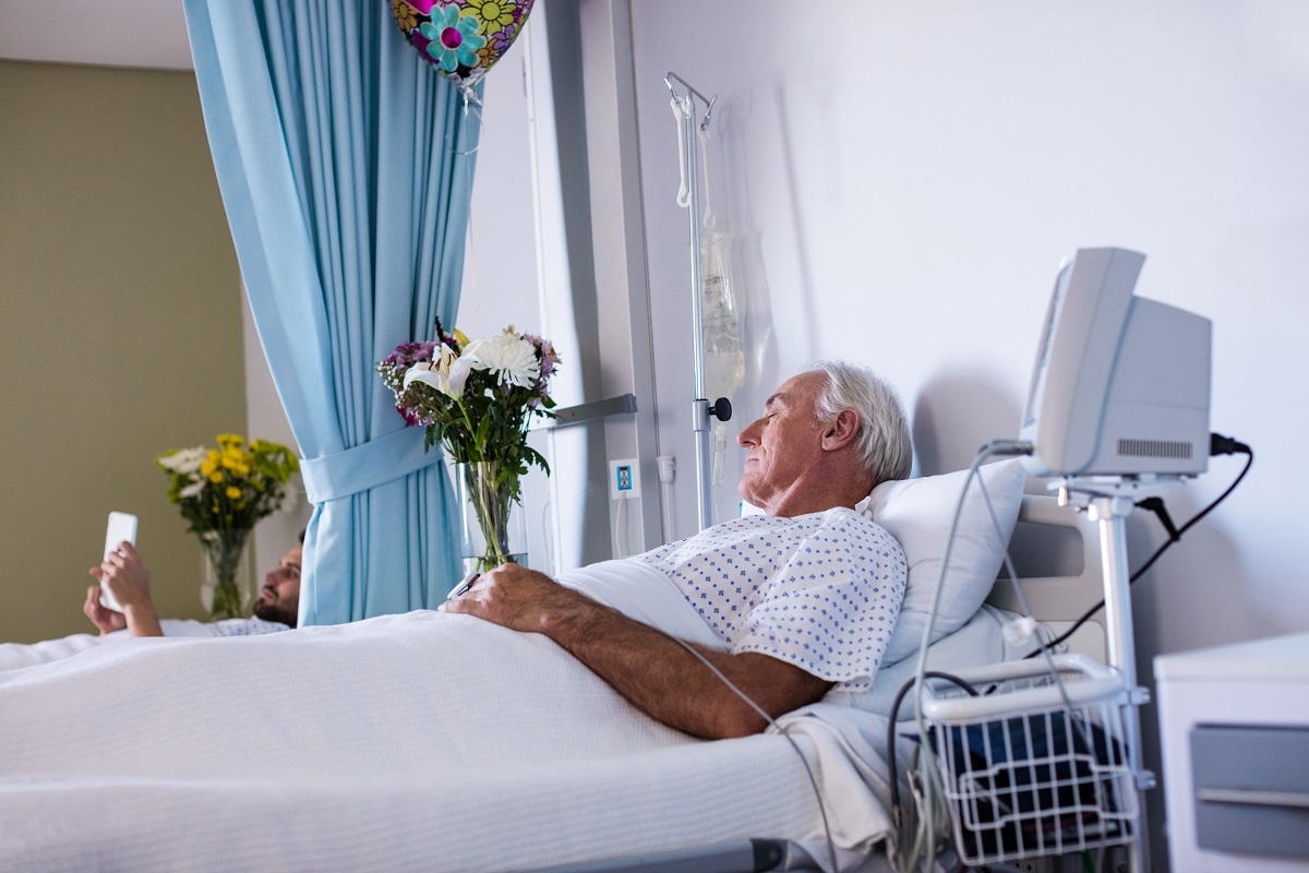 Bedsores in seniors