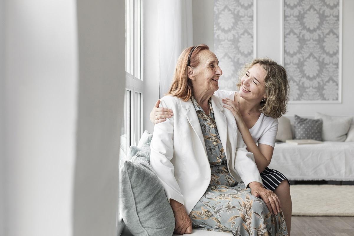 Seniors living at home