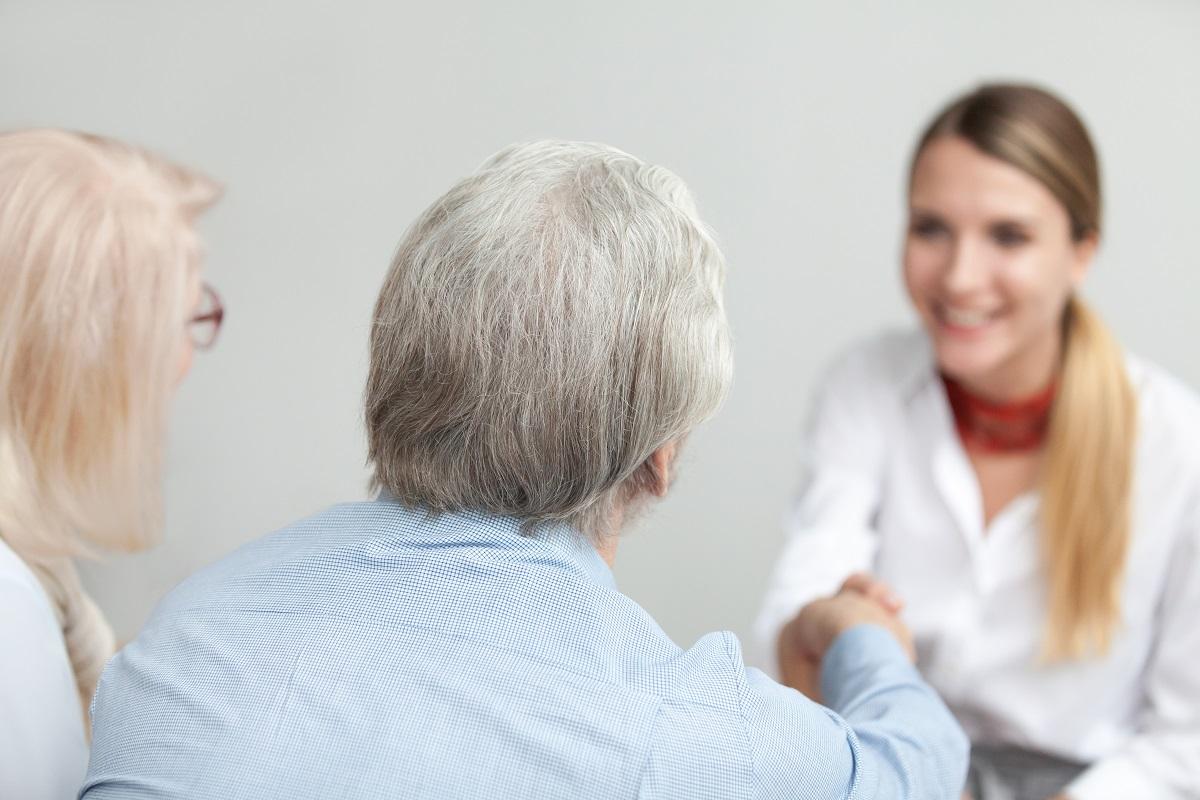 Probate process for seniors