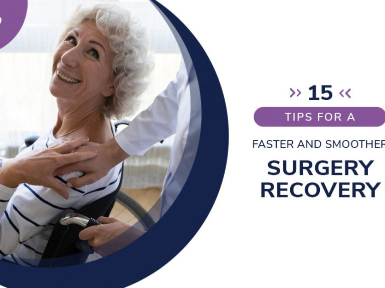 15 Tips Faster Smoother Surgery Recovery
