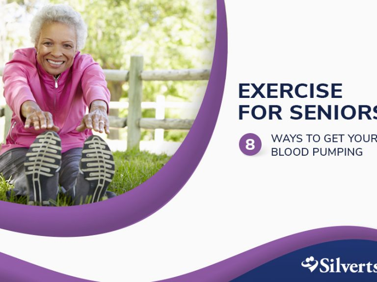 Exercise for Seniors 8 Ways to Get Your Blood Pumping