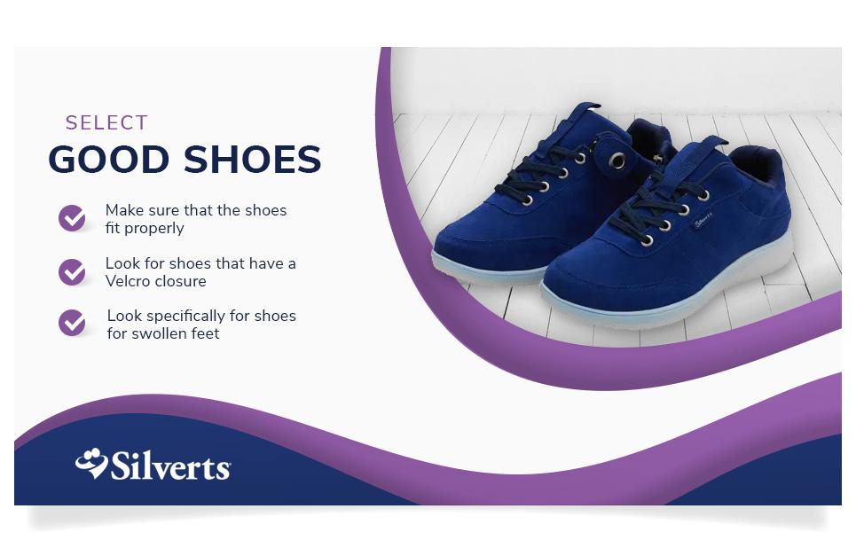 select good shoes