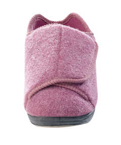 Adaptive Senior Slip-Resistant Slippers
