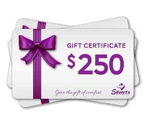 $250 Silverts Gift Certificate