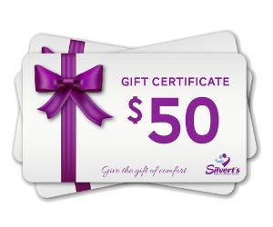 $50 Silverts Gift Certificate