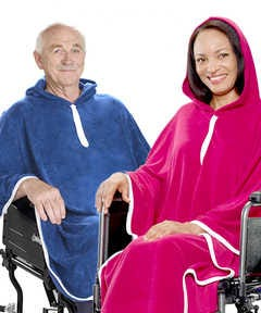 Adaptive Senior Sleepwear