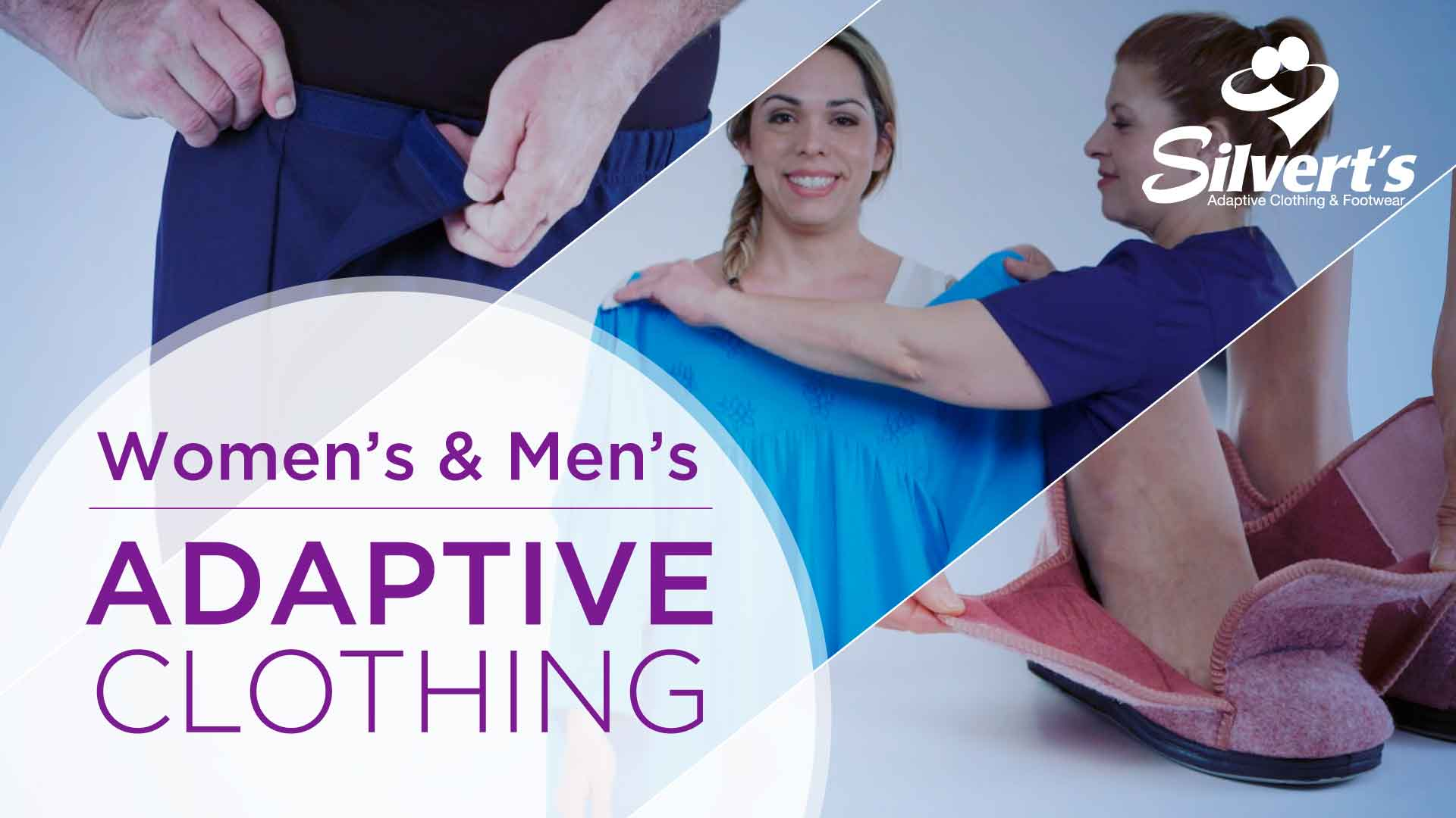 Women's & Men's Adaptive Clothing