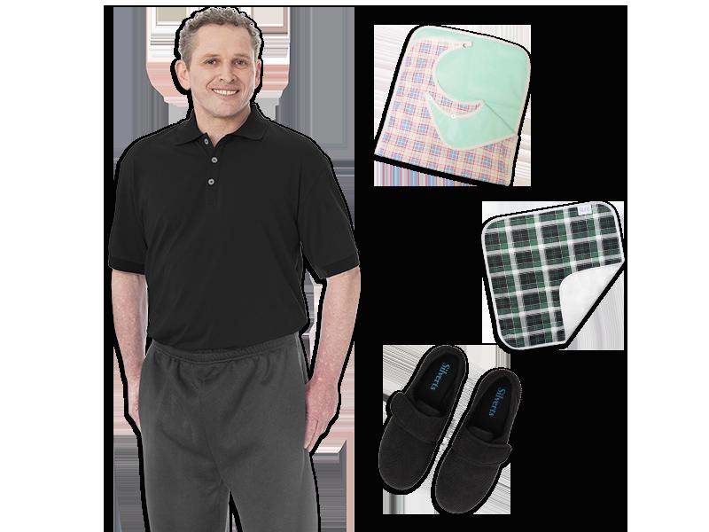 Men's Alzheimer's Kit (Everyday Essentials)