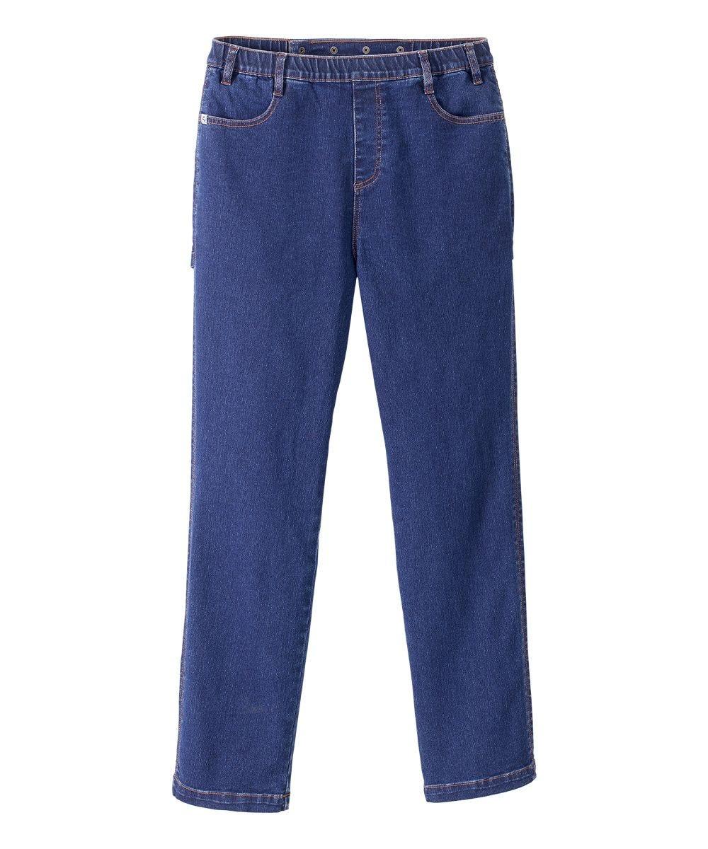Men's Open Back Jeans