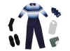 Men's Peace of Mind Alzheimer's Kit (Navy Collection)