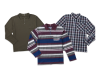 Men's Stylish Comfort Assisted Dressing Shirts Set of 3