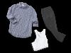 Men's Nursing Home Self Dressing Kit (Effortless Comfort)