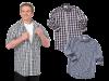 Men's Easy On & Struggle FreeSelf Dressing Shirts Set of 3