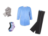 Women's Recovery Wear Kit (Comfort Care Collection)