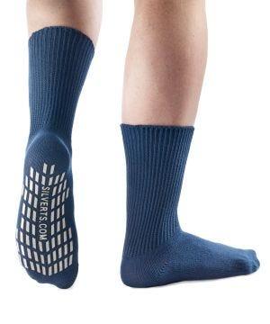 Women's / Men's Non Slip Resistant Grip Socks
