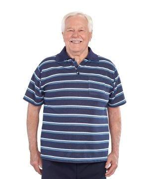 Mens Adaptive Golf Shirt Top