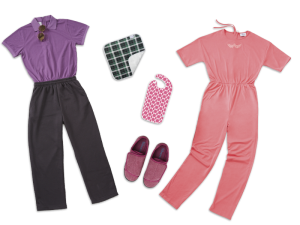 Women's Alzheimer's Kit (Peace of Mind Collection - Pink)