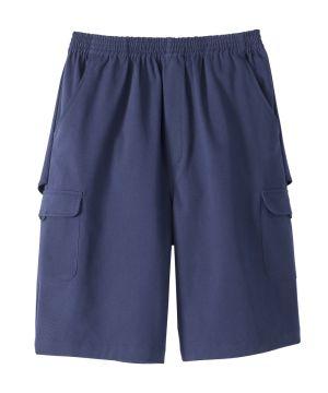Men's Open Back Cargo Short
