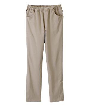 Men's Self Dressing Side Zip Pant