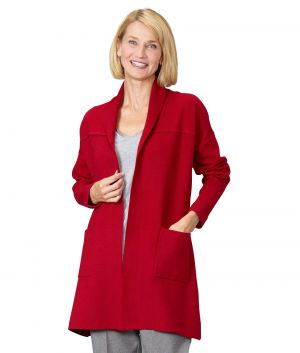 Women's 3/4 Sleeve Length Cardigan