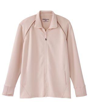 Women's Self Dressing Magnetic Zip Active Jacket