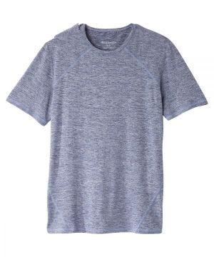 Men's Open Back Active T-Shirt