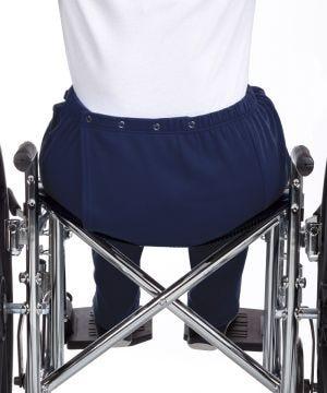 Women's Open Back Fleece Pant