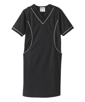 Women's Open Back Ponte Dress