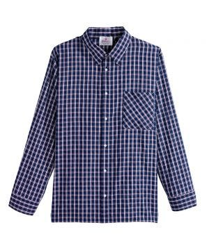 Magnetic Buttons Dress Shirt for Men