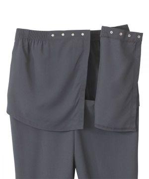 Men's Open Back Gabardine Pant