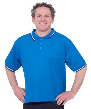 Handsome Adaptive Polo Shirt Tops