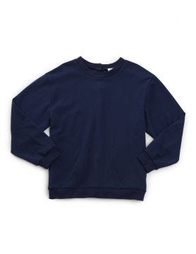 Men's Open Back Adaptive Fleece Sweatshirt