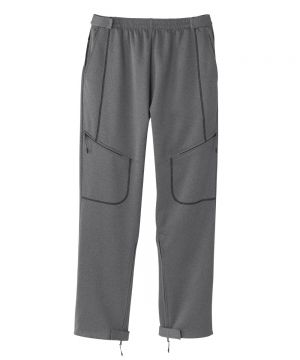 Men's Zippered Post Surgery Recovery Pant