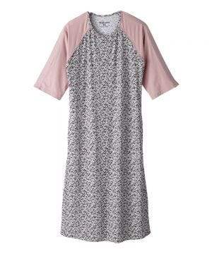 Women's Post Surgery Adaptive Recovery Nightgown
