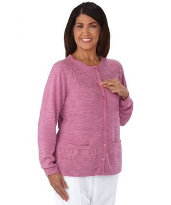 Women's Lightweight Knit Cardigan