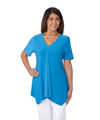 Women's Easy Self Dressing Fashion Top Great for Arthritis