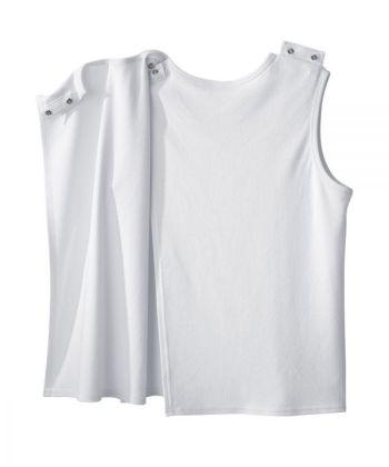 3 Pack - Adaptive Cotton Sleeveless Undershirt
