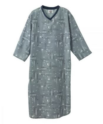Poly-Cotton Hospital Gowns for Men