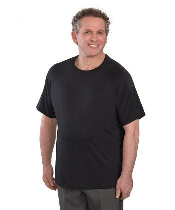 Men's Dri Fit Open-Back T-Shirt
