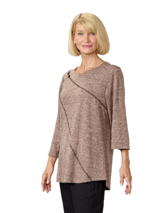 Women's Antimicrobial Basic Open Back Top