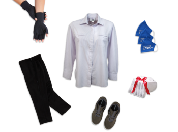 Women's Ease of Dressing Kit for Arthritis (Ivory Collection)