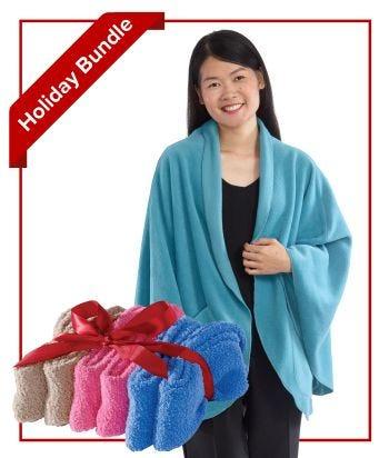 Women's Warmth Comfort Bundle