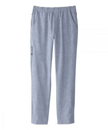 Women's Adaptive Side Zip Linen Pant
